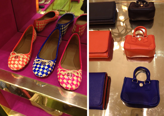 Toryburch-Colors-Shoes-Keychain
