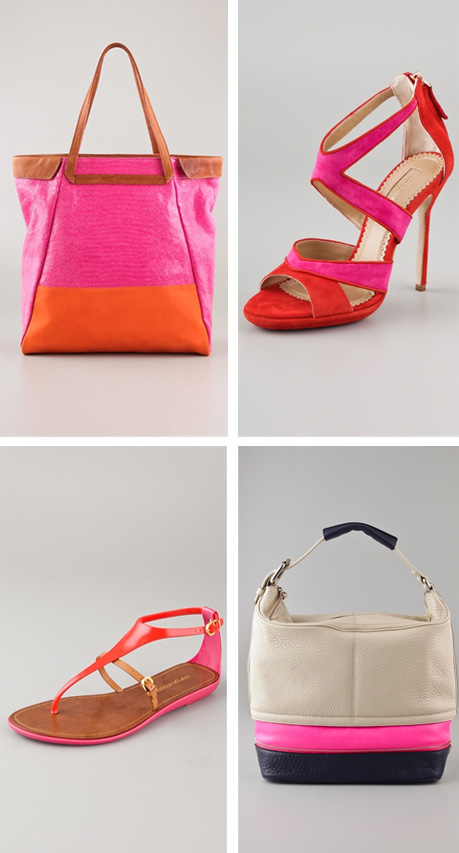 Colorblock-Bags-Shoes