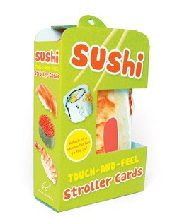 Sushi-Strollercards