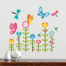Butterflies-Wall-Decal