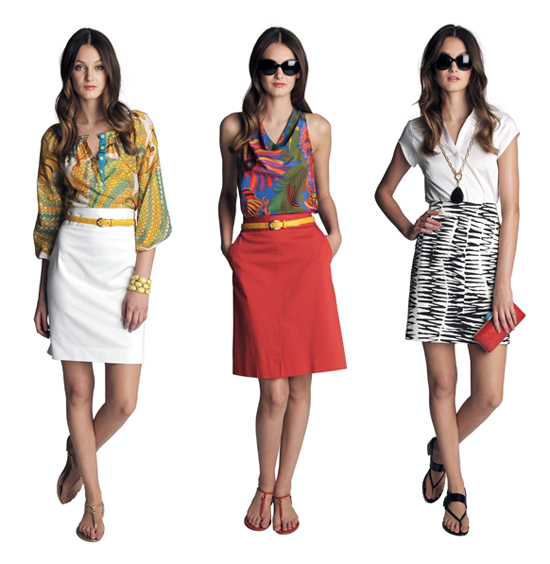 Trina-Turk-Banana-Republic-Workoutfits