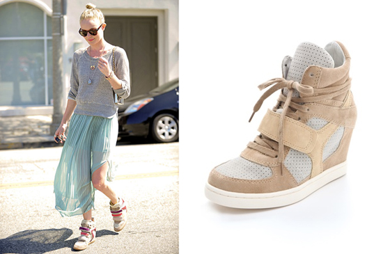 Wedge-Sneakers-Kate-Bosworth