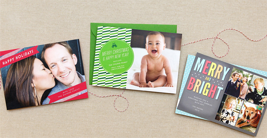 Hellolucky-Letterpress-Holiday-Photo-Cards-Family