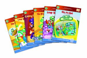 Leapfrog-Tag-Learn-To-Read-Set-1Books