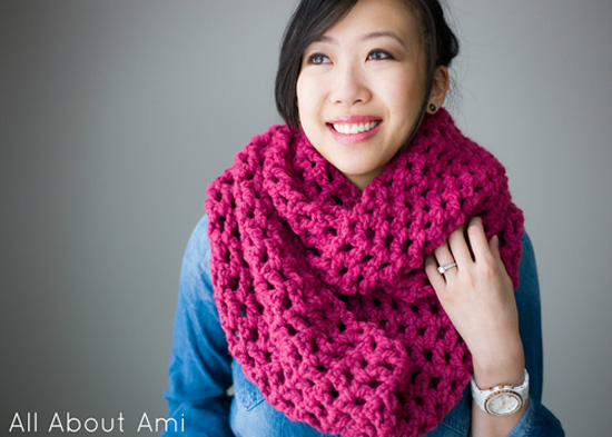 All-About-Ami-Crochet-Cowl