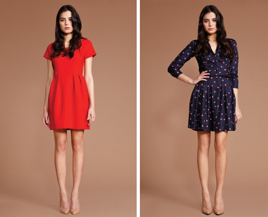 Soshanna-Red-Blue-Dresses