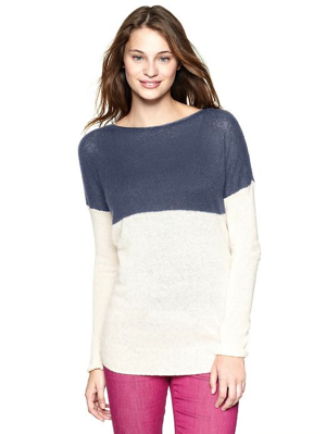 Colorblock-Boatneck-Sweater-Gap