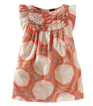 Tea-Collection-Girls-Dotprint-Partydress