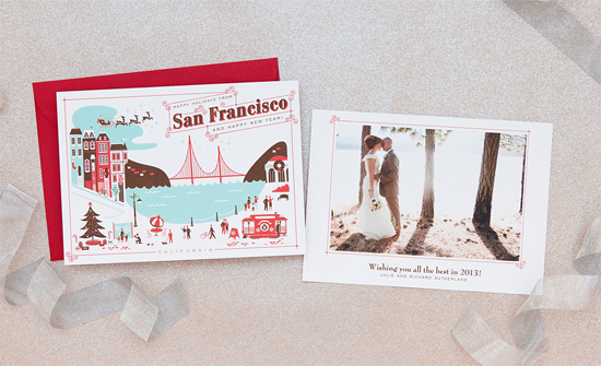 Hellolucky-Letterpress-Holiday-Photo-Cards-Wedding-Announcements