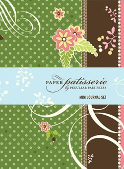 Paper Patisserie Mini Journal Set