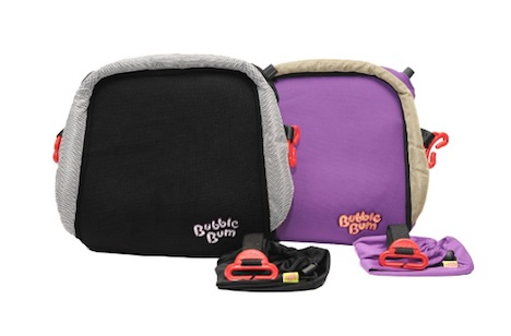 BubbleBum Booster Car Seat Now At Target Giveaway