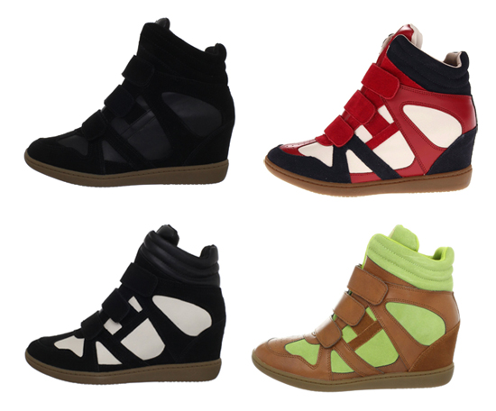 23162bd18adaa Coquette: Sketchers Wedge Sneakers on Sale at Amazon