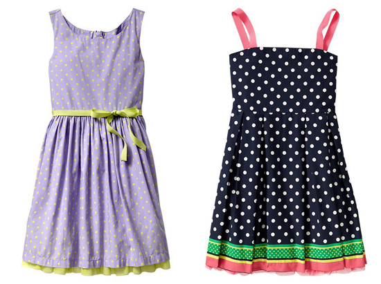 Girls-Dresses-Polkadots