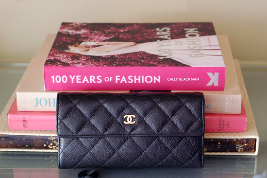 Chanel-Long-Wallet