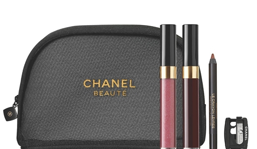 Chanel-Glossimer-Lip-Set