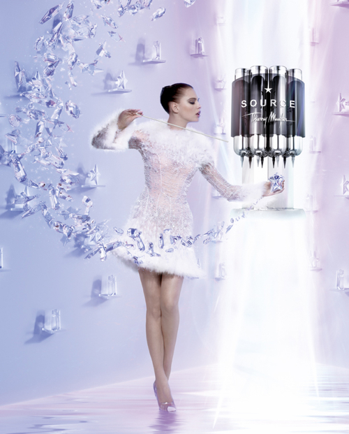 Thierrymugler The Source-Model