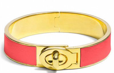 Coach-Turnlock-Bracelet