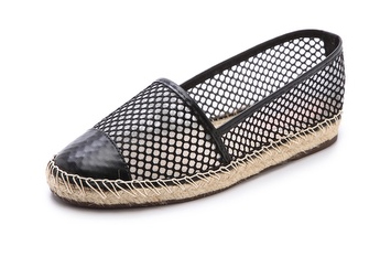 Fossa-Mesh-Leather-Espadrilles