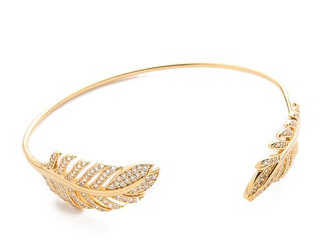 Tai-Pave-Feather-Cuff