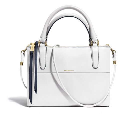 Coach-Mini-Borough-White-Front