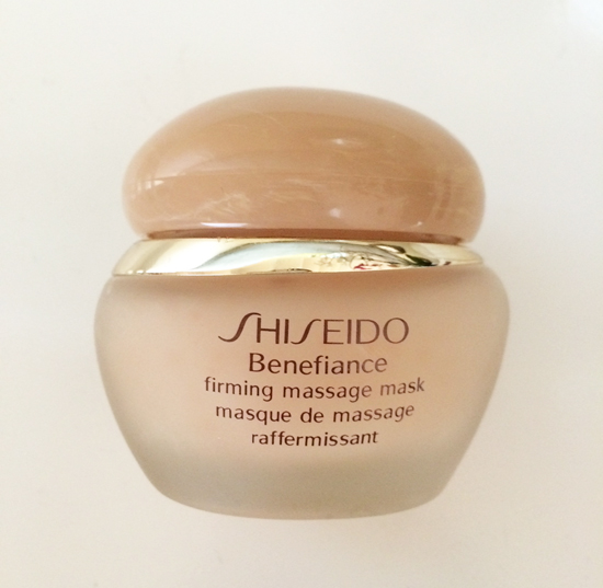 Shiseido-Benefiance-Firming-Massage-Mask
