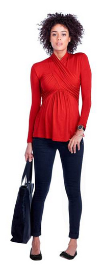 Ashwell-Maternity-Top