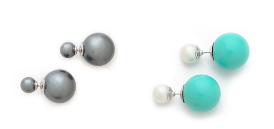 Jarin-K-Doubleside-Earrings-Gray-Turquoise