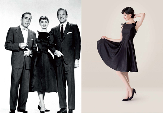 Coquette Book Review Famous Frocks The Little Black Dress