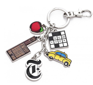 Nytimes-Keychain