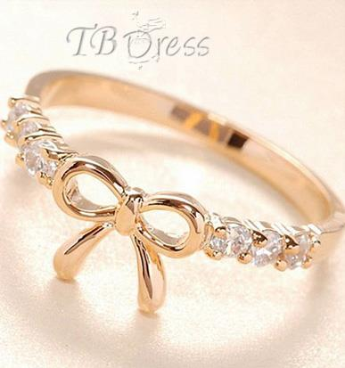 Bow-Knot-Ring
