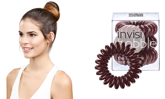 Invisibobble-Messybun