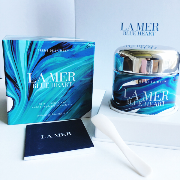 la mer blue heart creme de la mer moisturizing cream 3.4 oz limited edition Simon & Tom Pure Hydra Pearl Perfection Eye Cream - Hydrating Hyaluronic Acid Encapsulated Eye Gel Cream for Dark Circles, Puffiness, Eye Bags, Dehydration and Fine Lines 15ml (Pack of 2)
