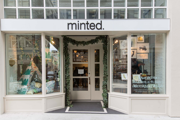 Minted-Storefront