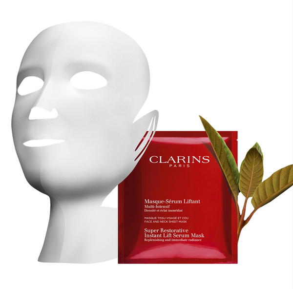 Clarins-Mask