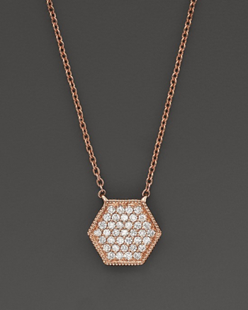 Dana-Rebecca-Jennifer-Yarnia-Necklace-Rosegold