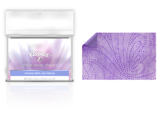 Kleenex-Shine-Away-Sheets
