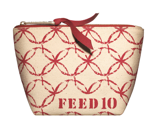 Clarins-Red-Feed-Pouch