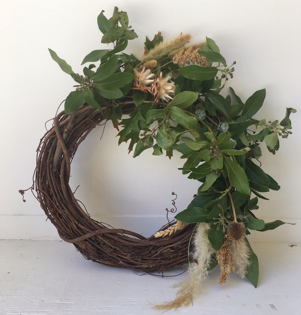 Minted-Wreath
