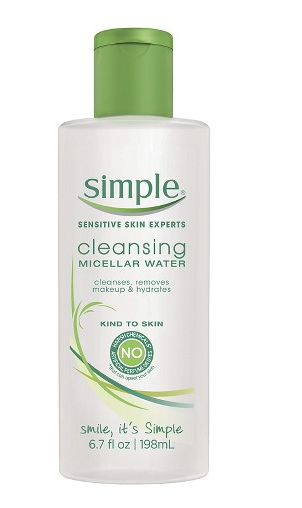 Simple-Micellar-Water