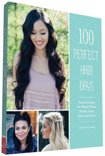 100-Perfect-Hair-Days-Book