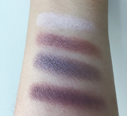 Clarins-Eyeshadow-Quad-Rosewood-Swatches