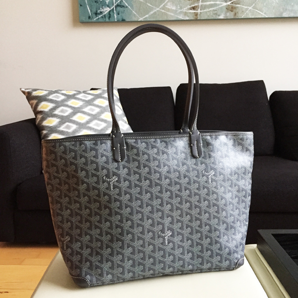 Coquette: Bag Review: Goyard Artois Tote