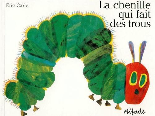 Veryhungrycaterpillar-French