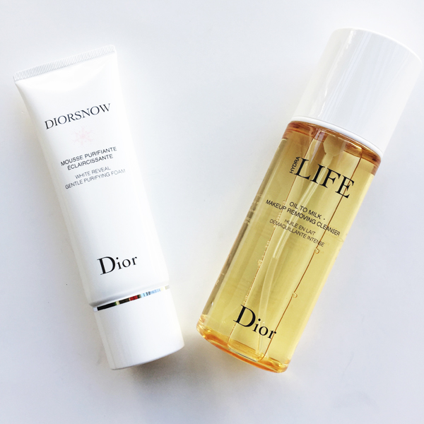 Dior-Cleansers