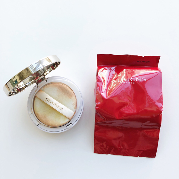 Clarins-Refillcompact