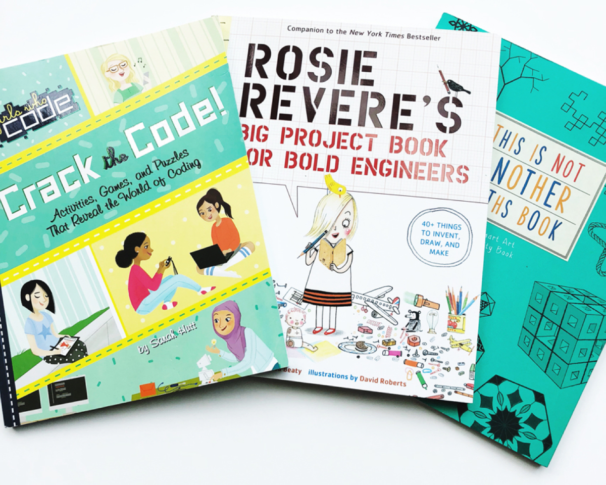 Stem-Activity-Books