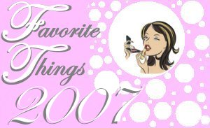 Favorite Things 2007 Banner