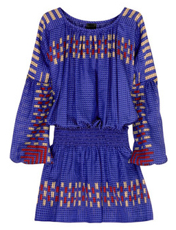Annasui Basketweavedress