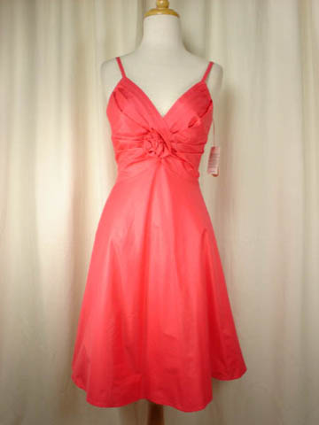 Summer Dresses Collection: Red Summer Dress