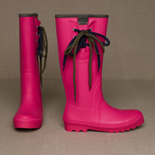 Jcrew Pinkwellies
